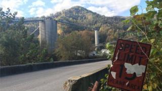 西弗吉尼亚煤矿