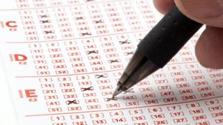 Lottery (stock image)
