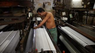 ગુજરાત કાપડ ઉદ્યોગ