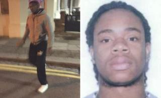 Two men sought in connection with a double stabbing