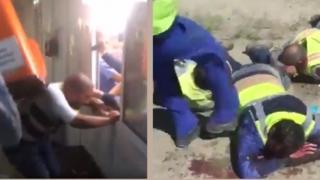 تعرّض مهندسين وعمال عرب للضرب في كازاخستان