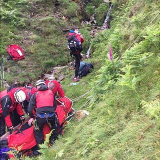 Angletran Pikes rescue