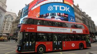 New Rouetmaster bus