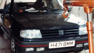 1993 picture of Peugeot 309