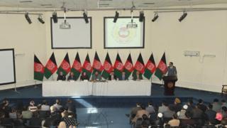 د افغانستان د ټاکنو خپلواک کمیسیون
