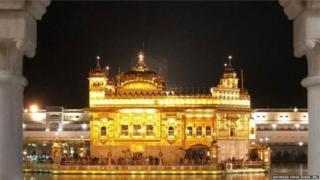 सुवर्ण मंदिर