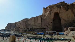 در ولایت مرکزی بامیان افغانستان، جشن بزرگ موسیقی با حضور هنرمندان مطرح افغان بر پا شد