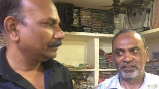 हाजी बाबुद्दीन और विपिन कुमार रस्तोगी