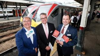 Mark Swindell, Rock Rail, Dr Thomas Ahlburg, Stadler, Jamie Burles, Greater Anglia