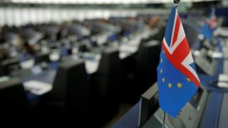 Cờ Anh và EU