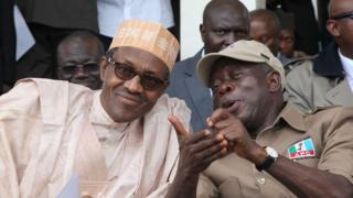 Oshiomole àti Buhari