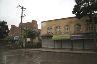 بازار پای حصار و ارگ هرات یکی از مزدحم ترین مناطق شهر