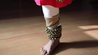 نیپالی رقاصہ