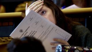 Arşiv sınav fotoğrafı