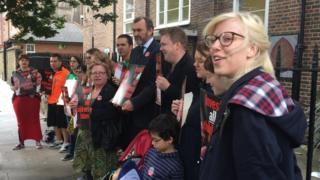 teachers in Camden, London
