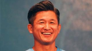 Kazuyoshi Miura: A professional footballer at 53 - how he does it thumbnail