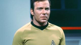 Technology William Shatner as Captain James T Kirk