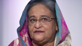 Sheikh Hasina, la Première ministre du Bangladesh, s'est envolée pour New York