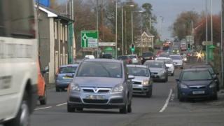 Cars in Bontnewydd, Gwynedd