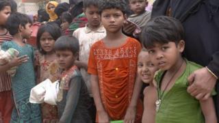 Abantu ba Rohingya ni inkehwa z'aba Islamu baba i Myanmar