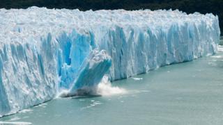 Перито Морено глечер