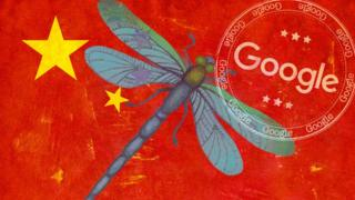 الصين ، جوجل ، مشروع اليعسوب