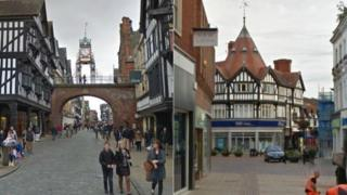 Chester and Wrexham
