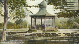 Sheffield bandstand