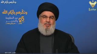 رهبر حزبالله در اجتماع علنی حاضر نمیشود و سخنرانیهایش را به شکل ویدئویی انجام میدهد