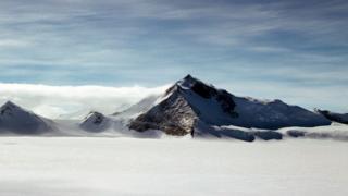 Вчені перерахували висоту гори Надії