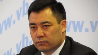 Жогорку Кеңештин 5-чакырылышынын депутаты Садыр Жапаров