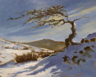 January at Ornockenoch