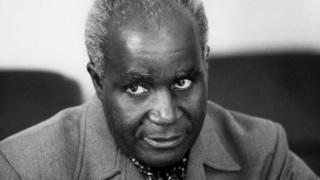 Keneth Kaunda aliiongoza Zambia kwa karibu miaka 30