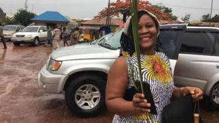 Ụka Ọmụ n'Ụka Holy Ghost n'Ogui Enugwu