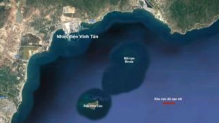 Khu vực nhận chìm 1 triệu m3 bùn cát cách Đảo Hòn Cau 8km
