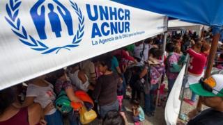 Венесуэладагы кризис толугу менен баяндамага кошулбагандыктан, качкындар саны мындагы дагы көп болушу мүмкүн