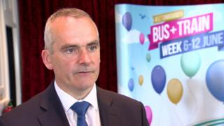Translink's Chris Conway