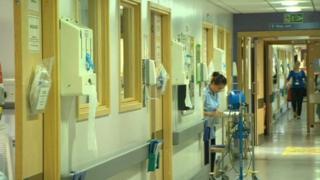 Wythenshawe Hospital ward