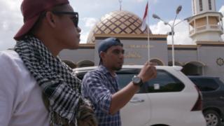 Ronald dan Iskandar