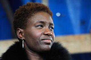 French writer, journalist and activist Rokhaya Diallo
