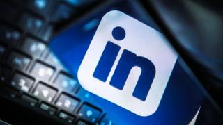 Логотип LinkedIn