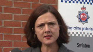 Assistant Chief Constable Rebekah Sutcliffe