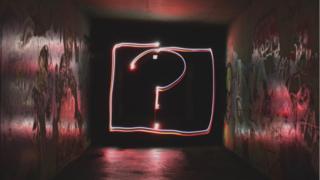 знак запитання