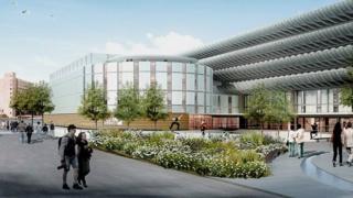 Preston Bus Station plans