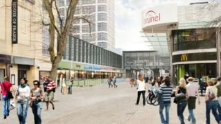 The Brunel Centre's vision for Canal Walk