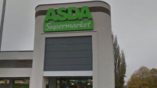 The Asda supermarket in Daventry Road in Coventry