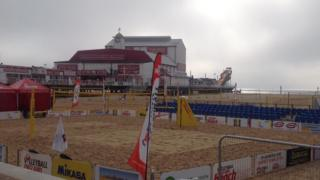 Great Yarmouth's Britannia Pier