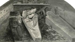 Гроб Генриха VIII, Джейн Сеймур и Карла I