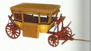 Modelo del carruaje de Pascal