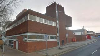Post Office in Langton Road